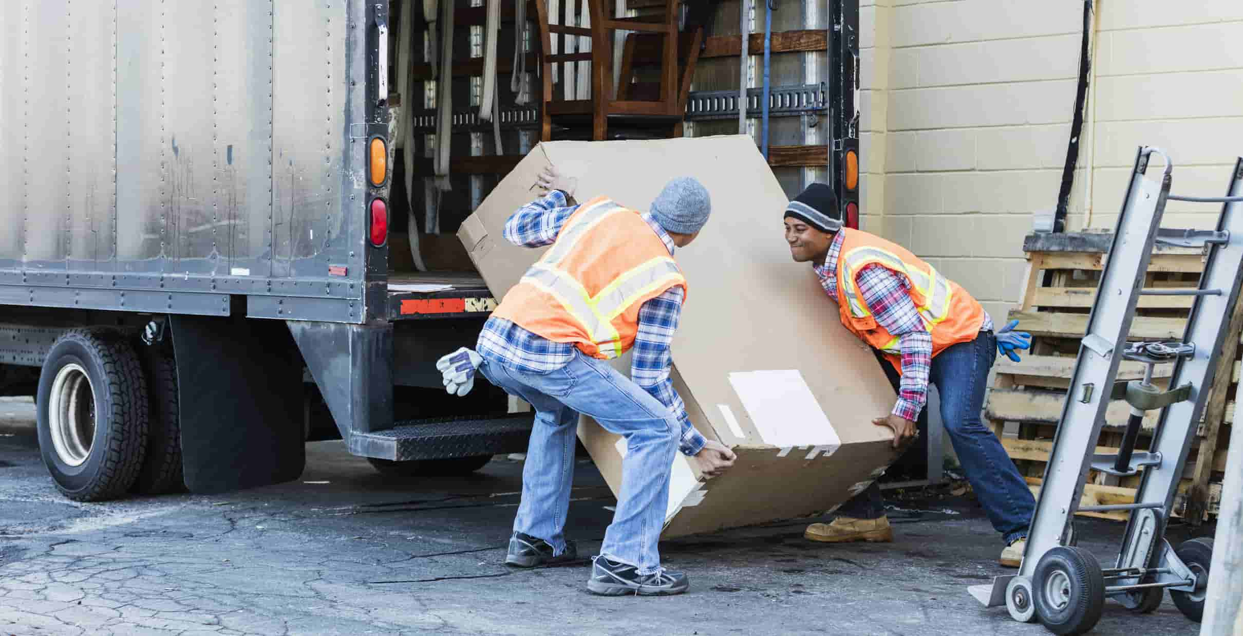 Moving Heavy Equipment's in Los Angeles, CA