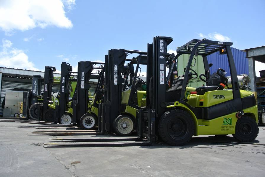 Forklift Services in Los Angeles, CA